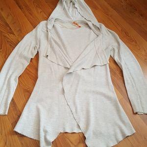 EUC Saturday/Sunday hoodie sweatshirt cardigan